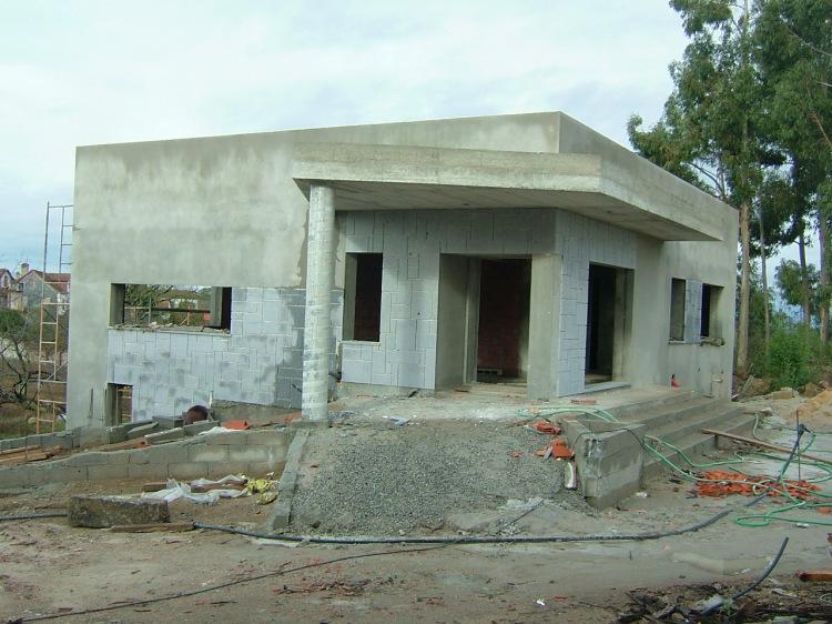 Centro de Dia -obras 2008