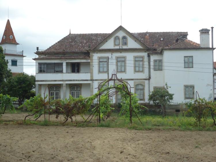 Logradouro da Quinta da Ramalhosa - Sede